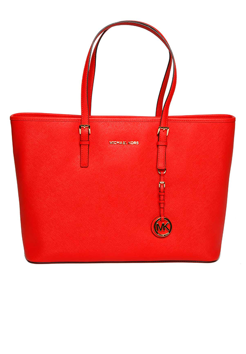 Michael Kors Jet Set Travel Shopping Bag