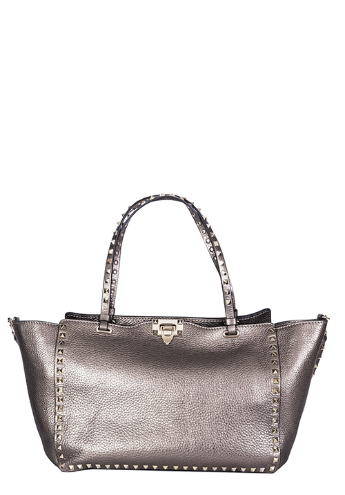 Valentino Garavani Rockstud Shopping Bag
